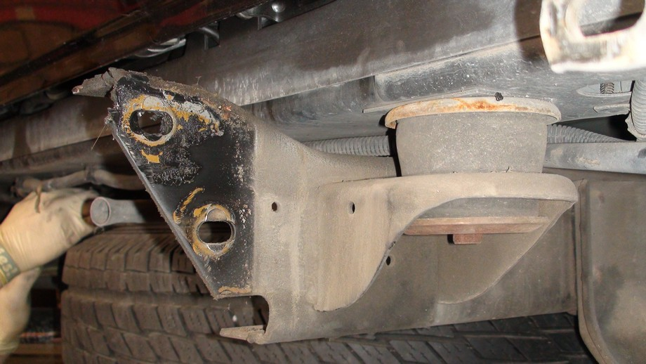 Installing a Roll Pan Bumper on a Chevy Tahoe